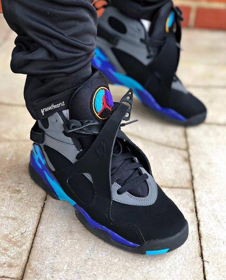 Air Jordan Retro 8's