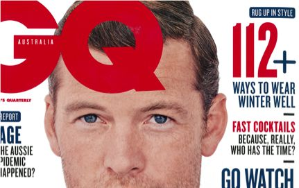 GQ Australia gets advice  from Jack the Snipper