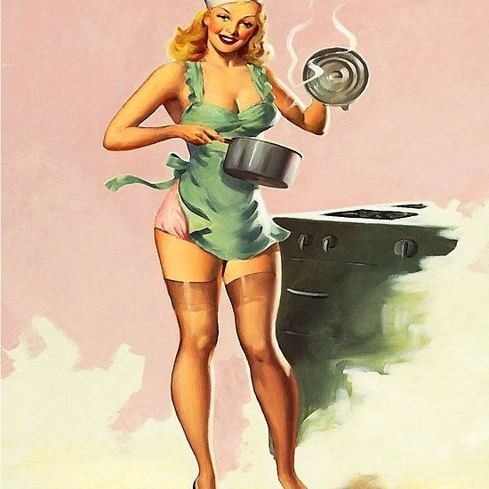 Blonde Hair Pinup Girl with green apron and metal pots , vintage pinups , retro pinups, retro pinup girls, world war ll pinup girls vintage pinup girls Blonde Hair Pinup Girl with green apron and metal pots , #vintagppinups , #retropinups, #retro #pinupgirls, world war ll pinup girls #vintage pinup girls…
