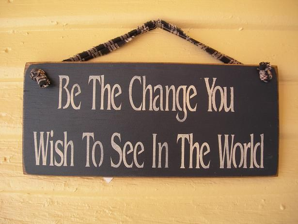 #Volunteers make the world a better place!