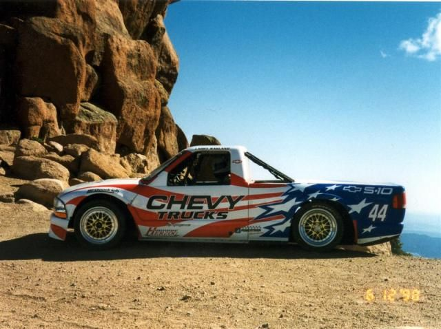 Image Result For Pikes Peak Chevy S10