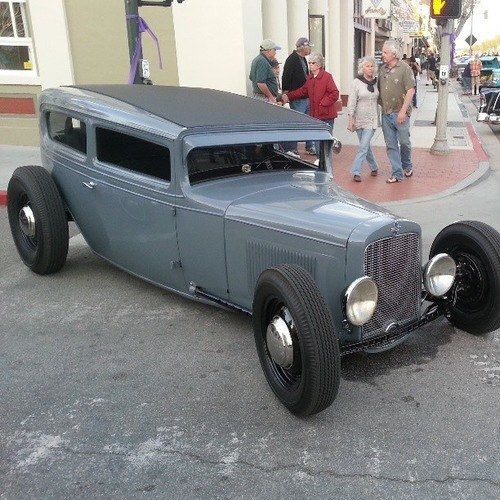 1942 Ford Coe Parts