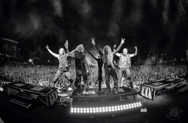 Disturbed, Rob Zombie co-headliners on summer tour; concert dates include Alabama, Louisiana