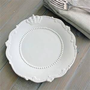 French Style Side Plate x 4 from blissandbloom.co.uk & 30 best Tableware images on Pinterest | Utensils Dinner ware and ...