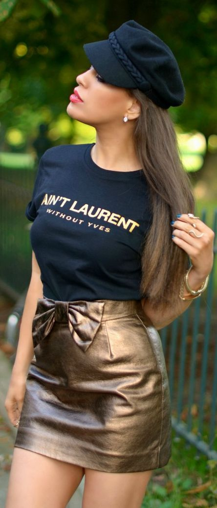 Ain't Laurent Without Yves  #
