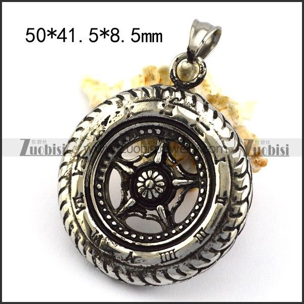 Wearing Jewelry means decorating yourself with something colourful and interesting to take attraction of all. This is the best piece of wheel pendant to focus your charmingness.  #ColourfullJewelry #MotorcycleWheelPendant