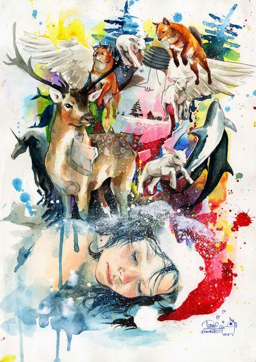 Art by Lora-Zombie