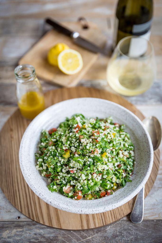 Tabouleh - The Backyard Cook