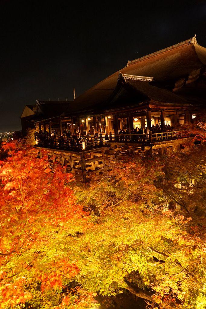 Kiyomizu-dera, Kyoto, Japan 清水寺