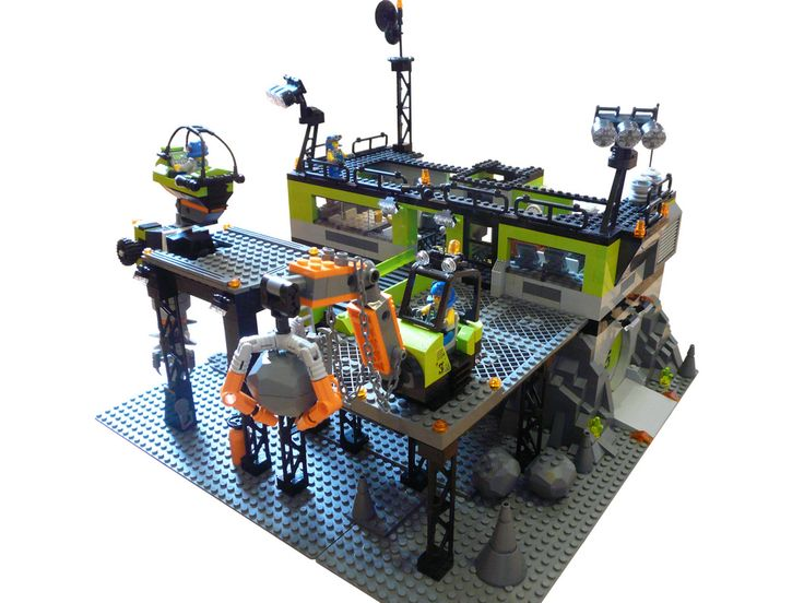 Power Miners' Base