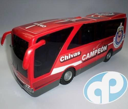 Las chivas rayadas del Guadalajara!!! Camión Custom Retromex