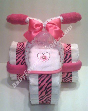 The 25 Best Tricycle Diaper Cakes Ideas On Pinterest Tricycle