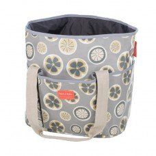 Maxi Dog Travel Bag in Poppy Fabric made by Poppy and Rufus Ltd in #Cheshire - £85.00