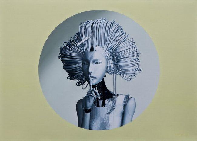 林欣(Lin Xin)... | Kai Fine Art
