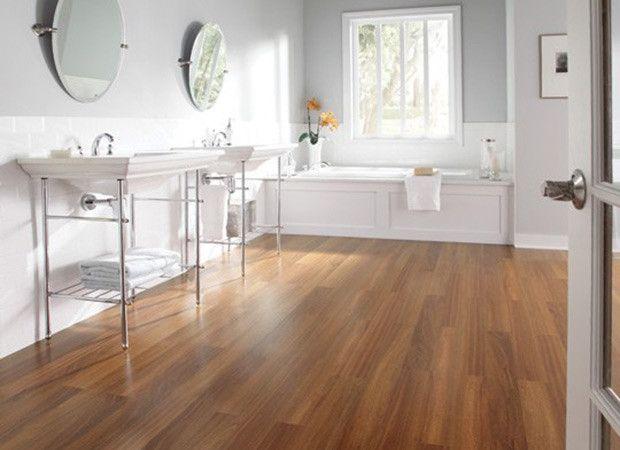 Slip Resistant Laminate Flooring- Tarkett Laminate Flooring Means Slip - Resistant Floors at Low Costs- Great product for residential use.