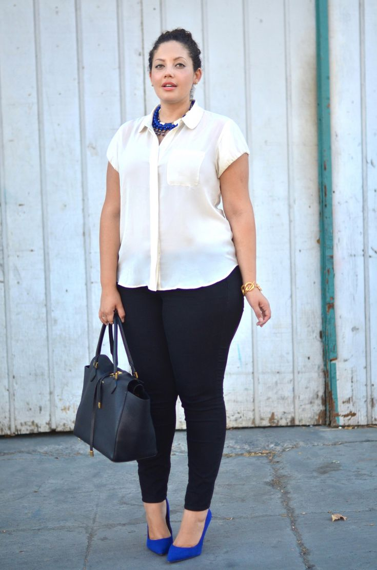 Black cropped pants business casual