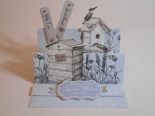 Potting Shed II – A Whole Garden Full of Ideas… – Craftwork Cards Blog