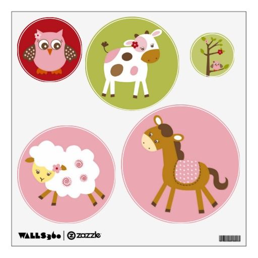Kids Room Wall Decals Farm Wall Decals Farm Animal Decals: 24 Best Farm Animals Images By Karen Rudge On Pinterest