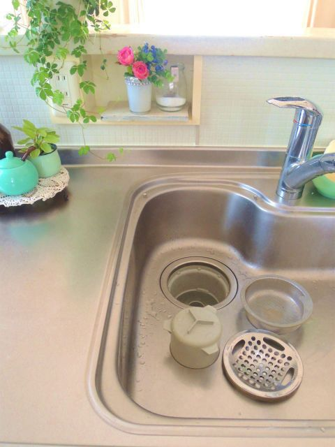 キッチン排水口・シンク周りの掃除方法をまとめました。 |tommyの心地よい暮らし~整理収納・掃除~(やさしい気持ちになれる心とお家のお片付け)