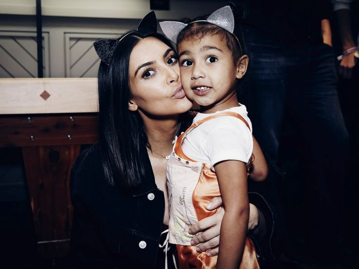 North West took a photo of Kim Kardashian getting changed  and people are torn over whether it's appropriate