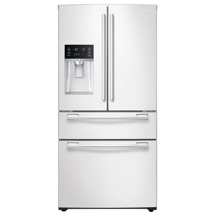 Countertop Ice Maker Lowes : ... Refrigerator with Single Ice Maker (White) ENERGY STAR at Lowes.com