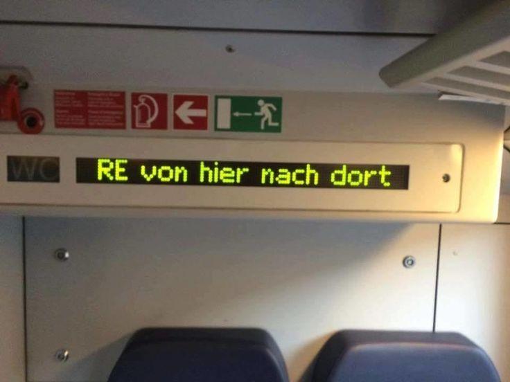 """""""Angenehme Reise mit auf der Fahrt von WERKSTATT nach NICHT EINSTEIGEN"""" !!!"""