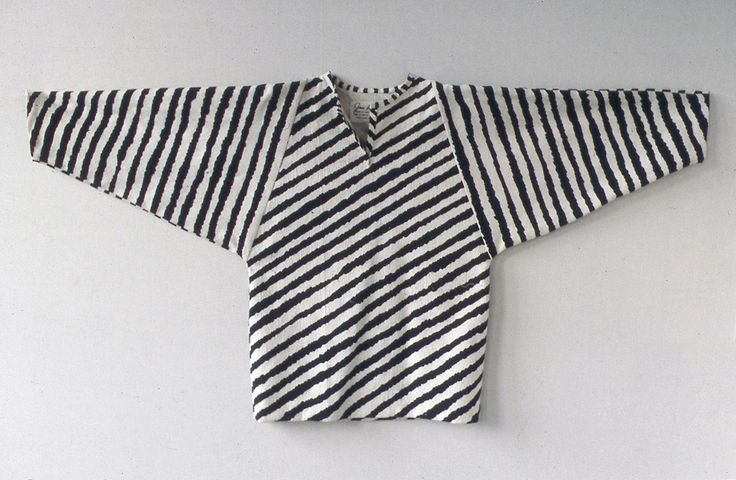 Jun Kaneko, Shirt, 1979, Silkscreen on canvas