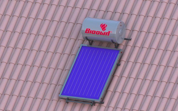 Βάση ηλιακού θερμοσίφωνα Βιοσώλ Eco-BioSun