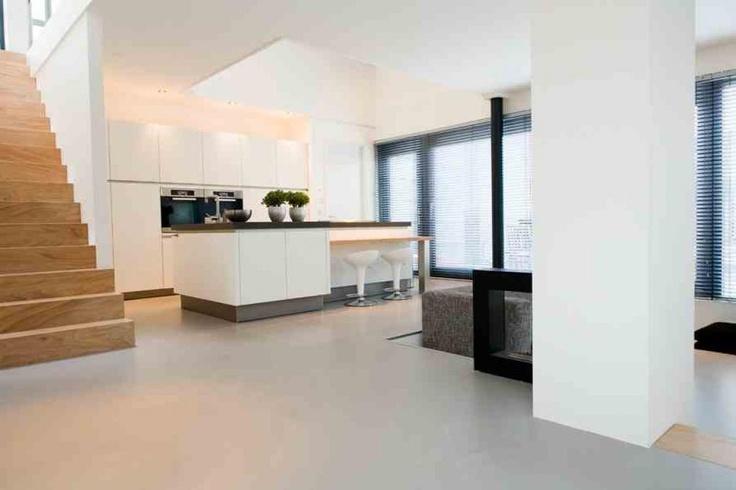 Senso Gietvloeren | Gietvloer woningen, gietvloeren woningen