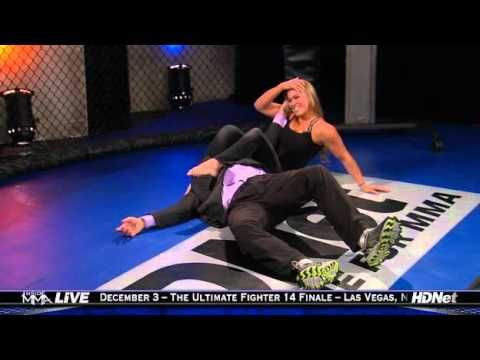 Ronda Rousey judo throwing Bas Rutten- know how to do a simple arm bar, but SHES SUCH A BADASS