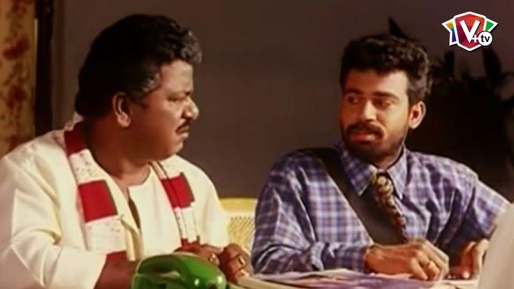 Bobby Superb Comedy Scene - Buchi Babu Movie   Abhinaya Sri Neetu    Movie Comedy Scenes Telugu