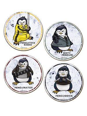 Charmant Herr Poppers Pinguine Malvorlagen Fotos - Framing ...