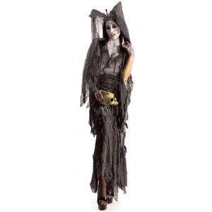 Déguisement lady gruesome femme, Déguisement zombie femme, Halloween, gothique