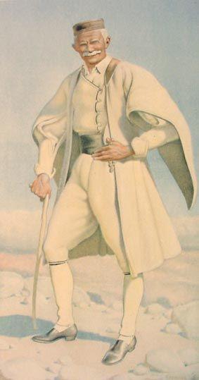 #41b - Peasant's Costume (N.Epirus, Pogoni)