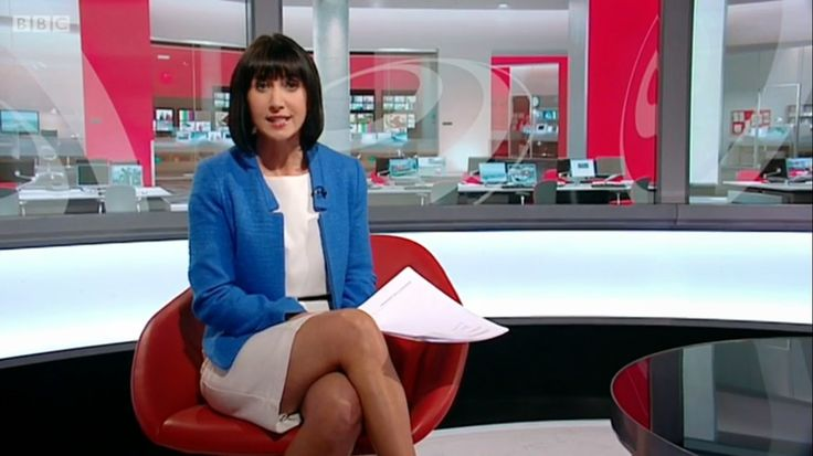 UK Regional News Caps: Lucy Owen - BBC Wales Today