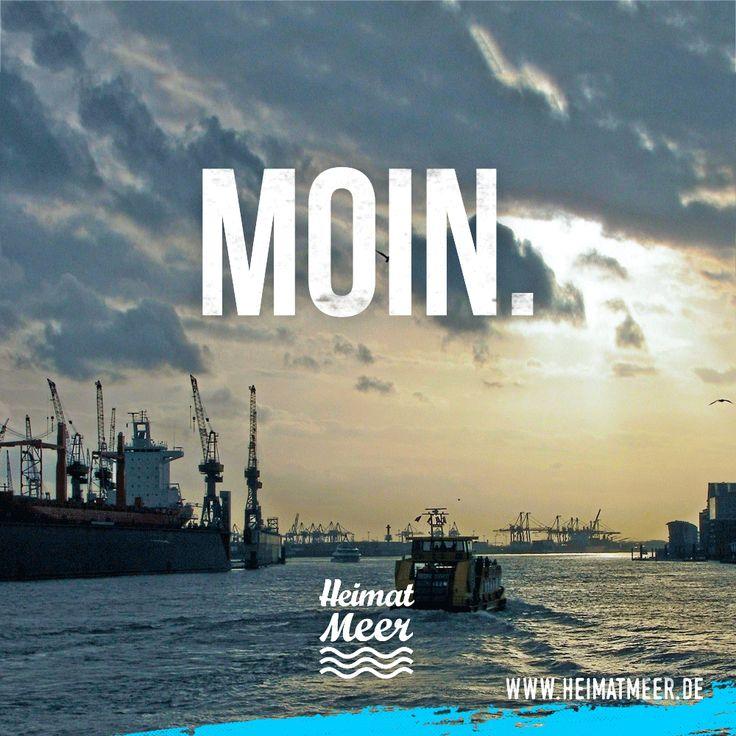 Moin Hamburg. >>