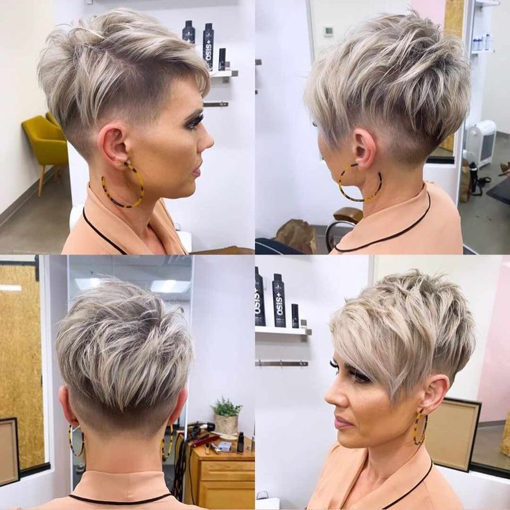 Pixie Haircuts for Women 2019 and 2020 Trends