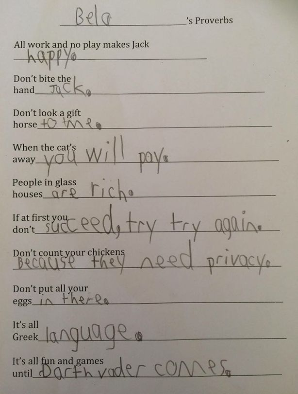 Funny exam answers: Hilarious exam answers that are definitely wrong but still deserve an A+ - goodtoknow