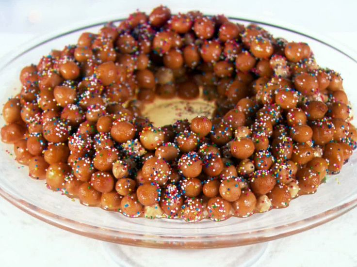 The 25 best struffoli recipe ideas on pinterest st for Feast of the seven fishes giada