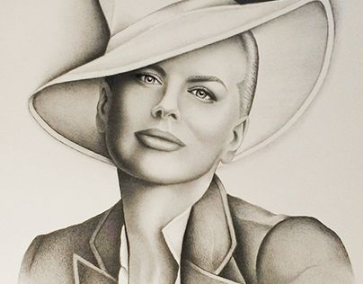 """Check out new work on my @Behance portfolio: """"Portrait drawing"""" http://be.net/gallery/52671163/Portrait-drawing"""