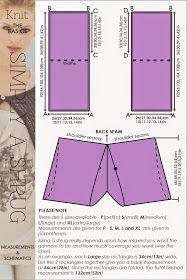 Needlecrafts - Knit the Basics, Simply a Shrug                  Image |  Sirdar     A few posts back, I featured a beginner's garment  ma...