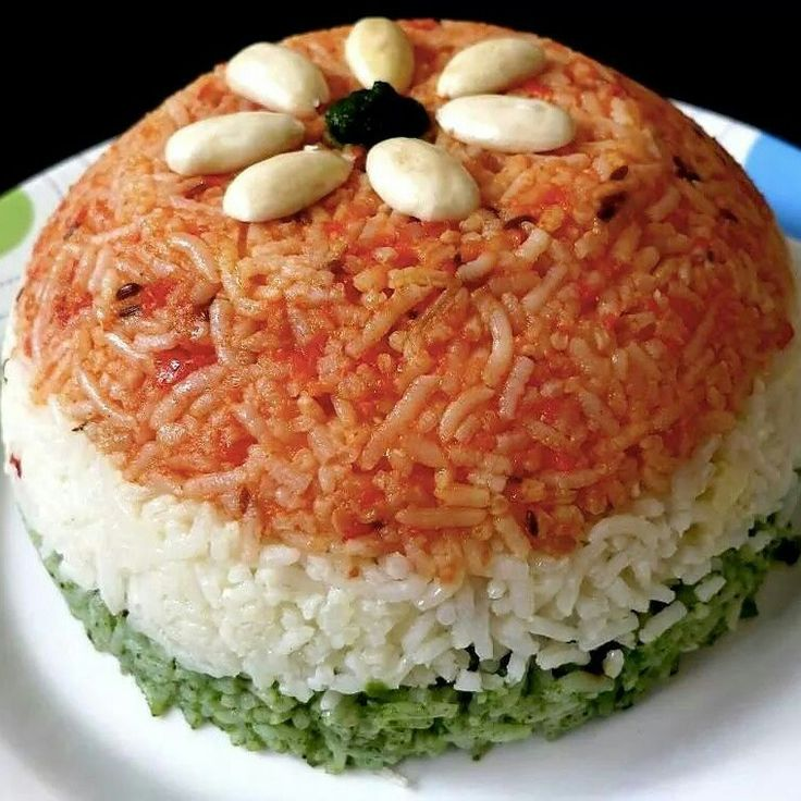 Biryani prepared on india independence day