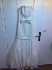 Robe de mariée PRONUPTIA Blanc, blanc cassé, écru