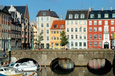 Copenhagen is the first stop on my vacation in May 2012.