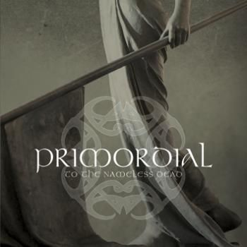 "L'album dei #Primordial intitolato ""To The Nameless Dead"" su doppio LP nero con poster incluso."