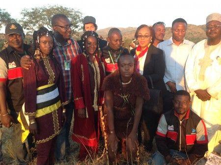 Queen Amina, BoI's next movie, shoots in Jos - http://www.thelivefeeds.com/queen-amina-bois-next-movie-shoots-in-jos/