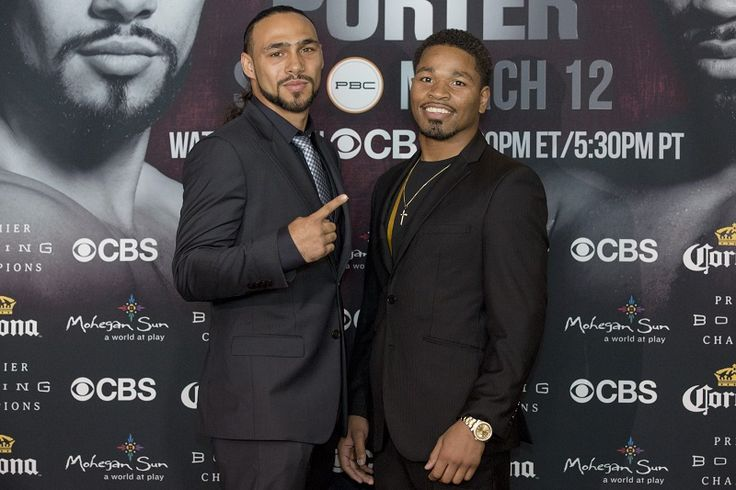 Keith Thurman and Shawn Porter OFF. Thurman suffers injury, fight postponed.