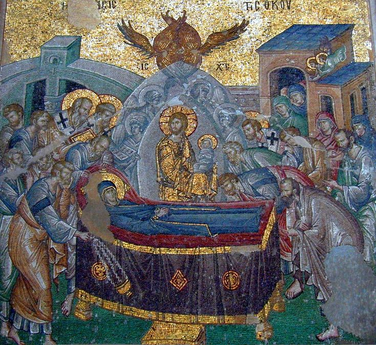 The Dormition of the Theotokos - August 15