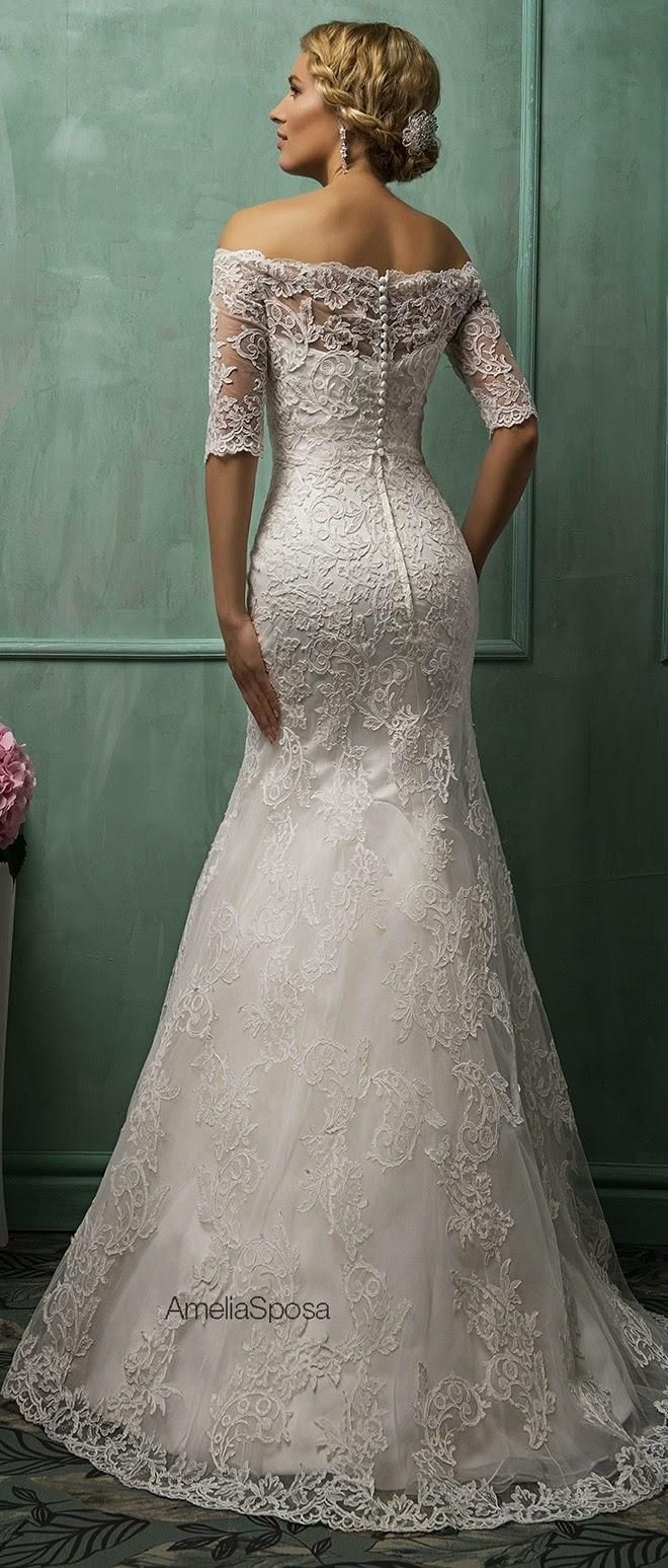 Amelia Sposa 2014 Wedding Dresses - Belle The Magazine . The Wedding Blog For The Sophisticated Bride - Weddbook