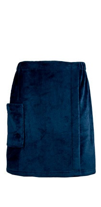 Personalized Men's Spa Wrap Dark Blue by Millie's Gifts on Etsy, $24.00